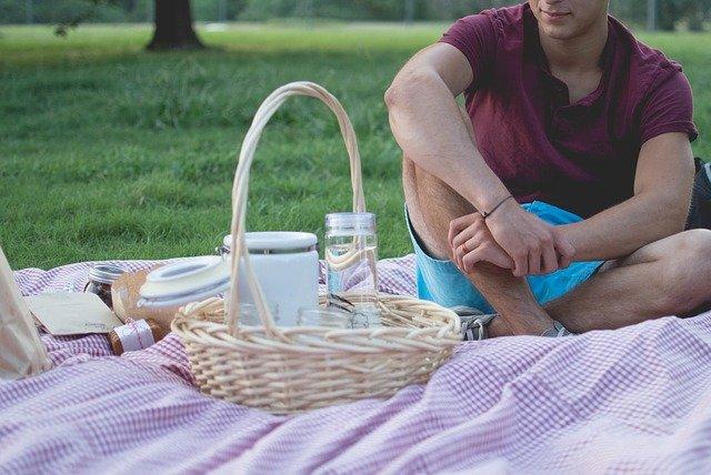 Na piknik stylově s praktickým trendy ruksakem